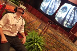 My virtual reality experience with PwC Australia's vacation program