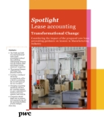 Lease accounting in industrial manufacturing: Transformational change