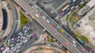 Clarity from above: Applications of drone technology in transport infrastructure