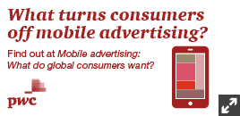 What turns consumers off mobile advertising?