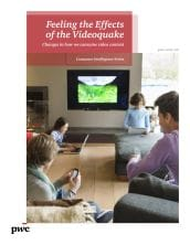 Feeling the effects of the Videoquake 2.0: Changes in how we consume video content
