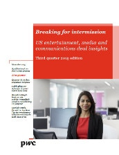 Breaking for intermission: US Deal Insights Q3 2015