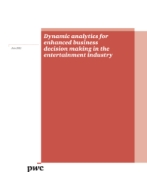 Dynamic analytics for enhanced business decision making in the entertainment industry