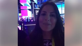 Facebook Live: Behind the scenes with PwC at CES 2017