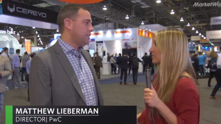 MarketWatch: PwC's Matthew Lieberman on Wearables