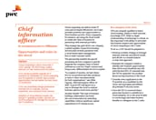 Cloud computing and the role of the CIO
