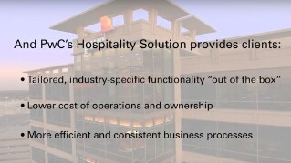 Explore PwC Hospitality Management Solution for Oracle Cloud