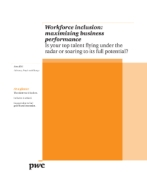 Workforce inclusion: maximizing business performance