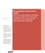 Changing privacy risks and the data protection landscape