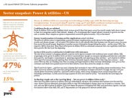 17th Annual Global CEO Survey: Power and Utilities industry perspectives
