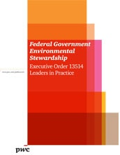 Federal Government Environmental Stewardship