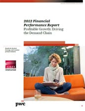 2012 Financial Performance Report: Profitable growth: Driving the demand chain