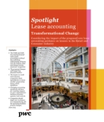 Lease accounting in retail and consumer products: Transformational change