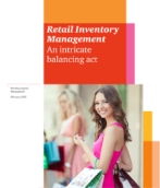 Inventory management in the retail industry – an intricate balancing act