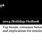 2014 Holiday Outlook