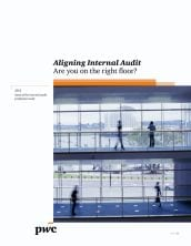 PwC 2012 State of the Internal Audit Profession Study