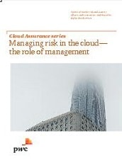 Managing Risk in the Cloud – The Role of Management