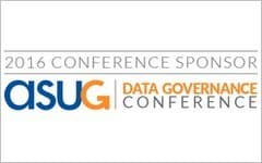 PwC is a sponsor at the ASUG Data Governance Conference