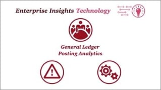 Applying Enterprise Insights to the general ledger posting environment