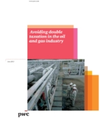 Avoiding double taxation in the oil and gas industry
