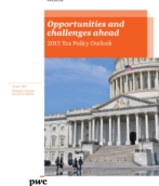 PwC 2015 Tax Policy Outlook: Opportunities and challenges ahead