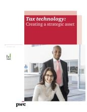Utilizing technology to expand tax capabilities: Get started by envisioning the future