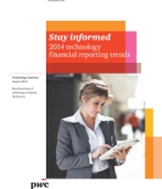 Stay informed: 2014 technology financial reporting trends