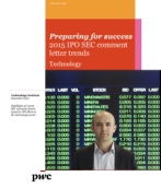 Technology IPO: 2015 SEC comment letter trends