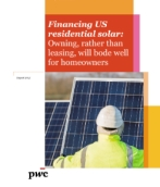 Financing US residential solar: Owning, rather than leasing, will bode well for homeowners