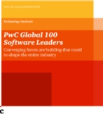 Global 100 software leaders