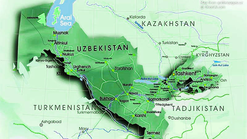 Guide to doing business and investing in Uzbekistan