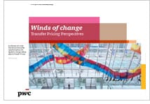Transfer pricing perspectives: Winds of change