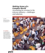 Accounting for revenue in the telecom industry — challenges and solutions (Abril 2011)