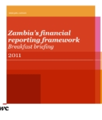 Zambia Financial Reporting Framework